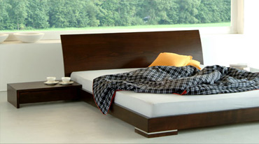 der bettenprofi ob metall holz rattan futon oder. Black Bedroom Furniture Sets. Home Design Ideas
